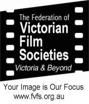 Victorian Film Societies Logo
